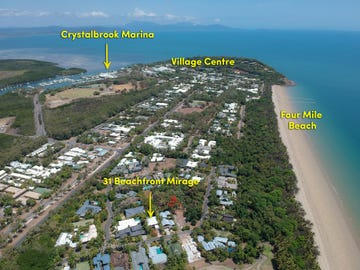 31 Beachfront Mirage, Port Douglas, Qld 4877