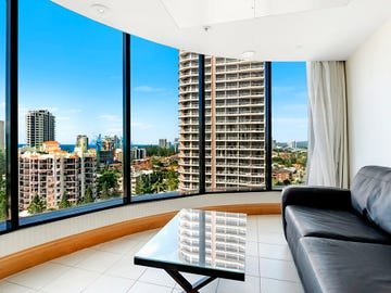 1019 & 1020 'Crowne Plaza' 2807 Gold Coast Highway, Surfers Paradise, Qld 4217
