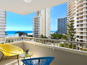 View Pacific 7 View Avenue, Surfers Paradise, Qld 4217