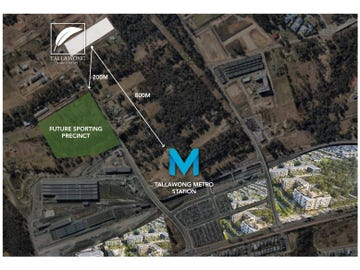 Lot 34, 114 Tallawong rd, Rouse Hill, NSW 2155