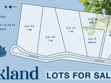 Lot 10, Oakland Lane, Inverell, NSW 2360