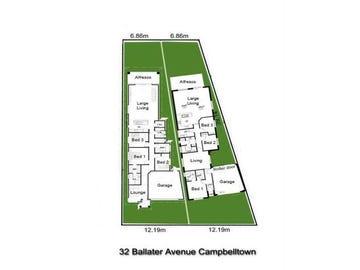 32a & 32b Ballater Ave, Campbelltown, SA 5074