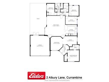 2 Albury Lane, Currambine, WA 6028
