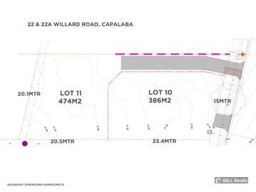 22 Willard Road, Capalaba, Qld 4157