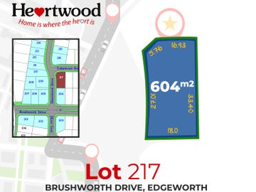 Lot, 217 Heartwood Drive, Edgeworth, NSW 2285