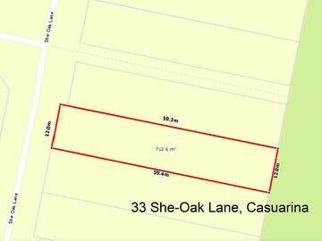 33 She-Oak Lane, Casuarina, NSW 2487