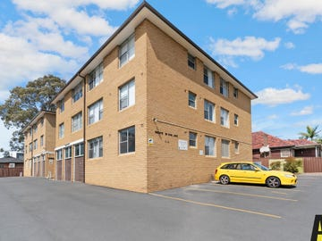 8/8 STATION STREET, Guildford, NSW 2161