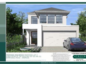 Proposed Lot 1, 33 Barrisdale road, Ardross, WA 6153