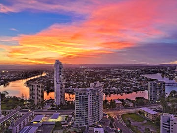 32D/4 Old Burleigh Road, Surfers Paradise, Qld 4217