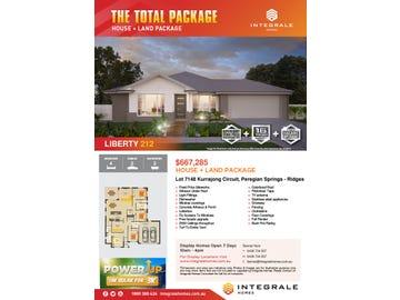 Lot 7148 Kurrajong Circuit, Peregian Springs, Qld 4573