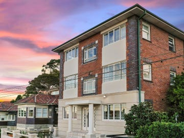 4/16 Shellcove Road, Kurraba Point, NSW 2089
