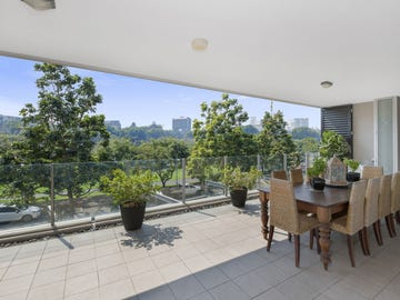 6005/6 Parkland Boulevard, Brisbane City, Qld 4000