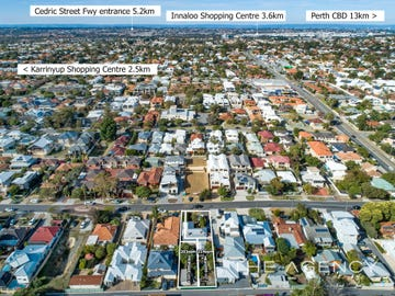 Proposed Lot 2 and 3 Duke Street, Scarborough, WA 6019