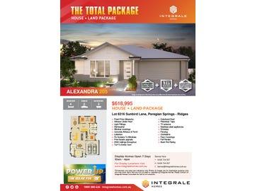 Lot 6316 Sunbird Lane, Peregian Springs, Qld 4573