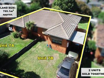 7A - 7B  Albert Road, Hallam, Vic 3803