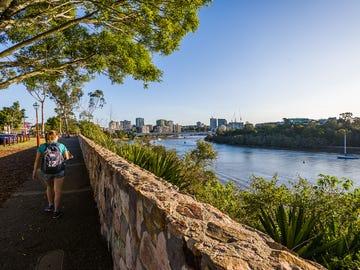 413/8 River Terrace, Kangaroo Point, Qld 4169