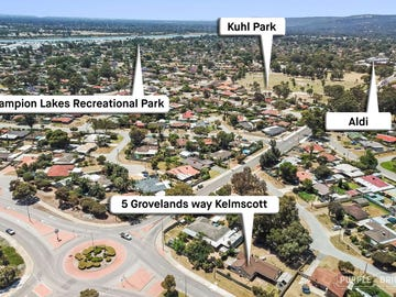 5 Grovelands Way, Kelmscott, WA 6111