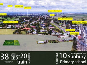 Lot 37, 44-50 Old Calder Hwy, Prospect Rise Estate, Diggers Rest, Vic 3427