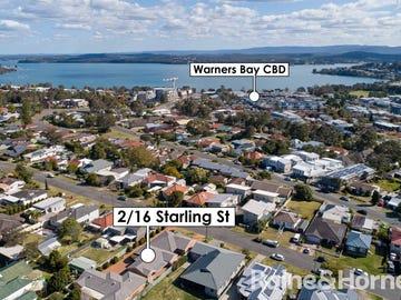 2/16 STARLING STREET, Warners Bay, NSW 2282