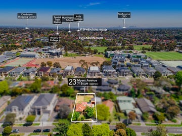 23 Myers Avenue, Glen Waverley, Vic 3150