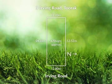 3 Irving Road, Toorak, Vic 3142