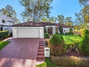 9 Curlew Place, Riverhills, Qld 4074
