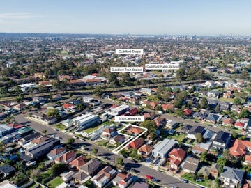2/33 Clement Street, Guildford, NSW 2161