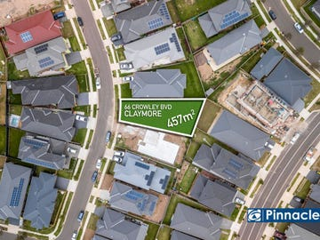 Lot 1099, 66 Crowley Boulevard, Claymore, NSW 2559
