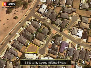 6 Seaspray Court, Indented Head, Vic 3223