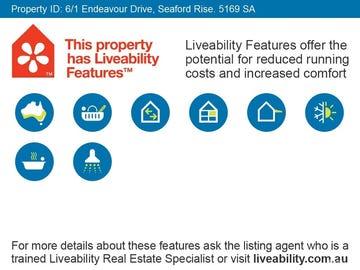 6/1 Endeavour Drive, Seaford Rise, SA 5169