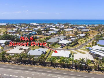 6 Sunset Drive, Agnes Water, Qld 4677