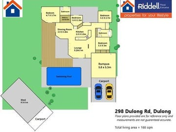 298-300 Dulong Road, Dulong, Qld 4560 - House for Sale