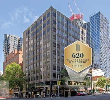 Suite 103, 620 Bourke Street, Melbourne, Vic 3000