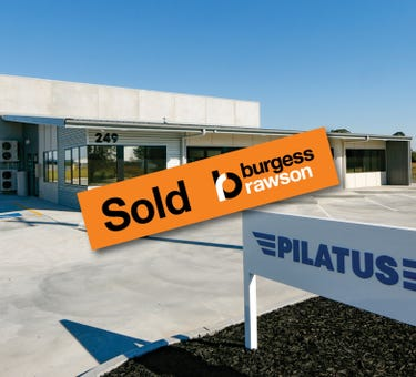 Pilatus Aircraft Limited, 249 Somerton Park Road, Sale, Vic 3850