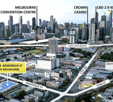 150-158 Montague Street, South Melbourne, Vic 3205
