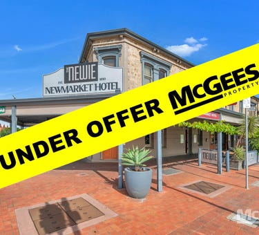 Newmarket Hotel Freehold & Business, 132 Commercial Road, Port Adelaide, SA 5015