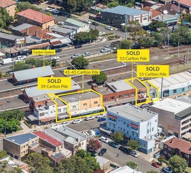 41- 45 & 53  Carlton Parade, Carlton, NSW 2218