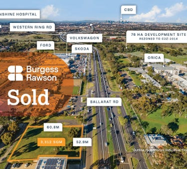 Development Site, 780B Ballarat Road, Deer Park, Vic 3023