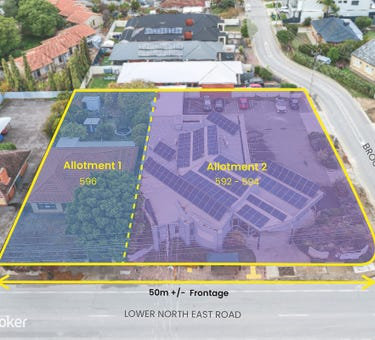 592-596 Lower North East Road, Campbelltown, SA 5074