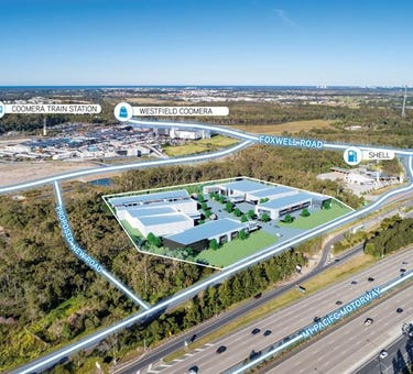Exit 54 Business Park, Lot 1 Pacific Highway, Coomera, Qld 4209