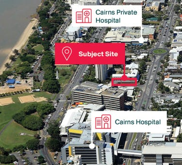Suite 102, 166-168 Lake Street, Cairns North, Qld 4870