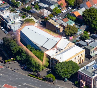 The Hub 7-13 Bedford Street, Newtown, NSW 2042