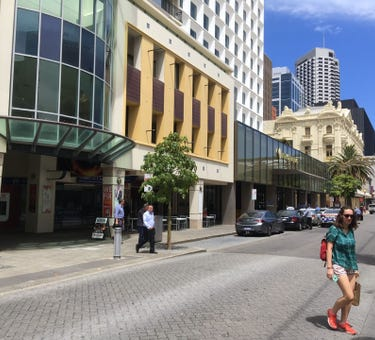160 Central Arcade, 811 Hay Street, Perth, WA 6000