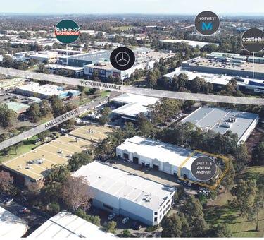Unit 1, 6 Anella Avenue, Castle Hill, NSW 2154