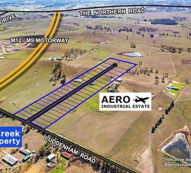 Aero Industrial Estate, 735 Luddenham Road, Luddenham, NSW 2745