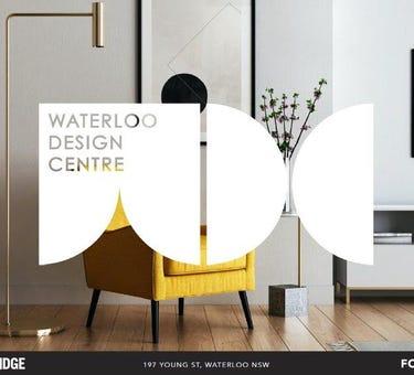 Waterloo Design Centre, 104/197 Young Street, Waterloo, NSW 2017