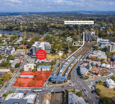 11-19 Railway Avenue, Indooroopilly, Qld 4068