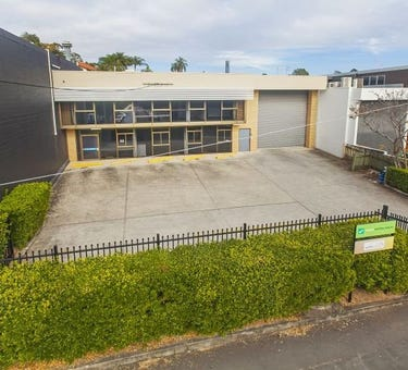Grnd Floor Office & Part Warehouse, 9 Florence Street, Newstead, Qld 4006