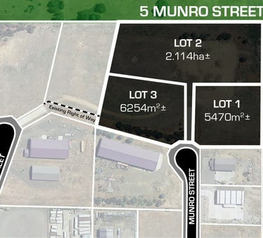 Lot 1, 5 Munro Street, Western Junction, Tas 7212