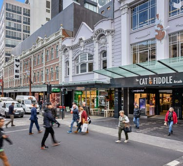 Cat & Fiddle Arcade, 49-51 Murray Street, Hobart, Tas 7000